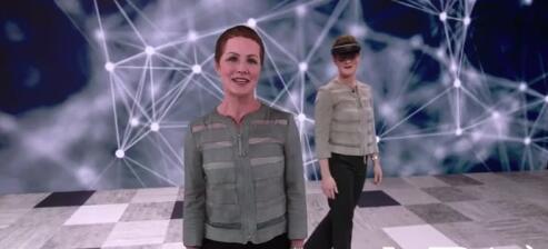 微软展示基于HoloLens的智能AR助理