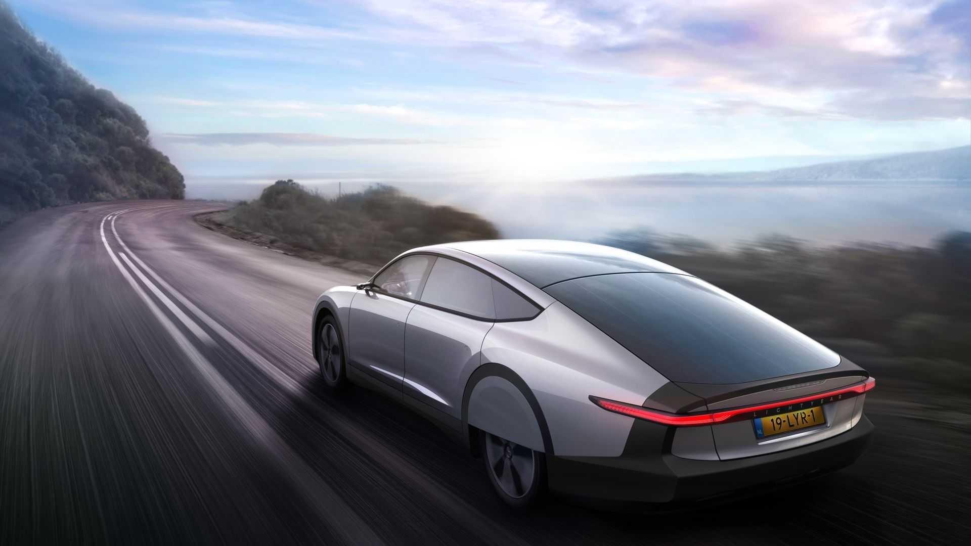 Lightyear发布首款太阳能汽车 WLTP工况续航里程达725公里