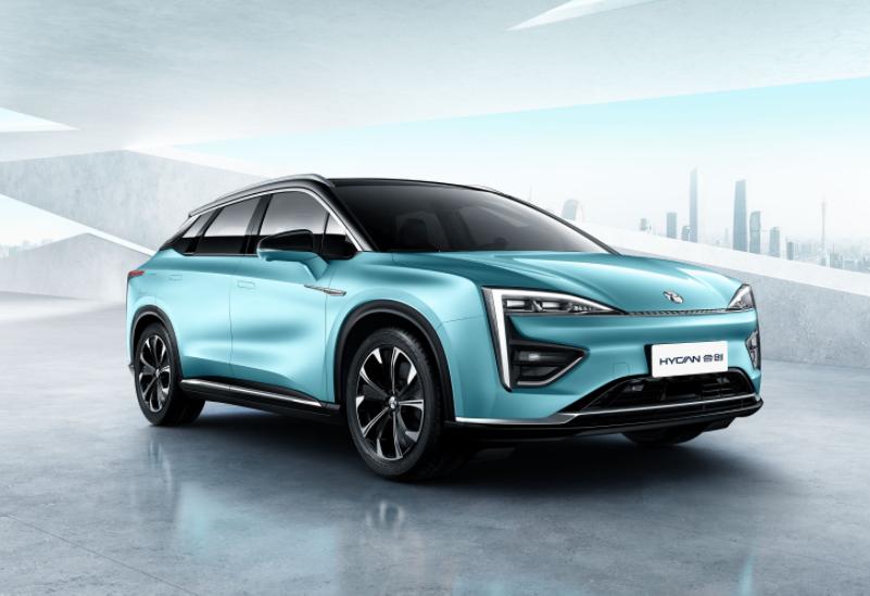 广汽蔚来首款车型发布:共推出5款车型 预售26万起