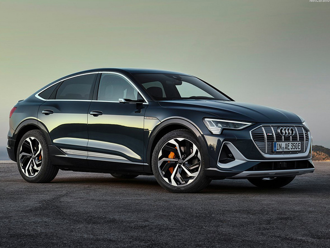 奥迪e-tron将于明年初完成交付:共推出两款配置车型 售价58.86万元起