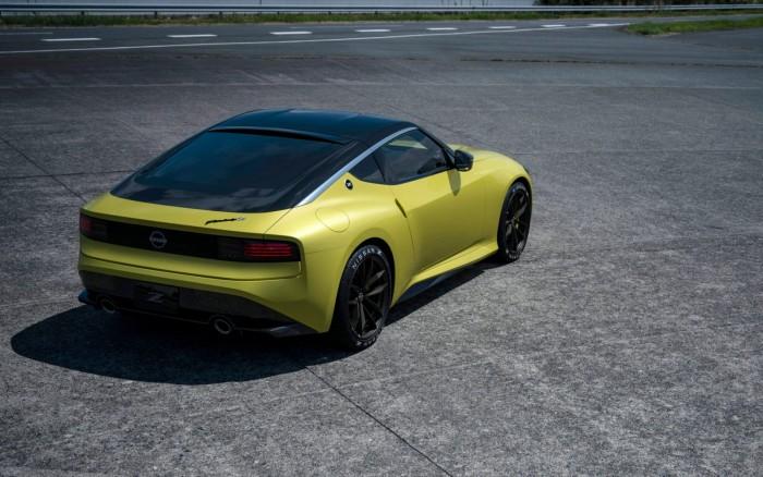 全新ZProto跑车发布确认推出手动挡版本-VR日报