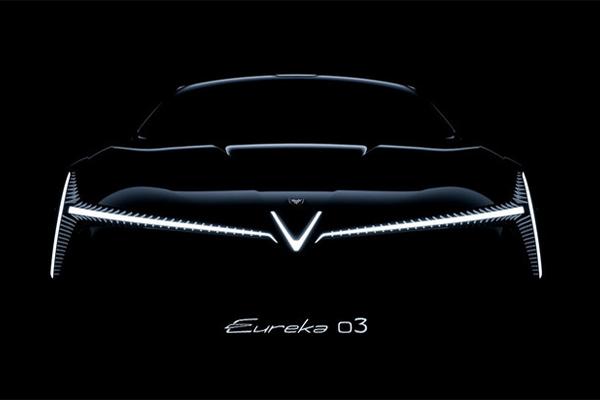 哪吒Eureka 03概念车亮相北京车展 有望于2021年上市