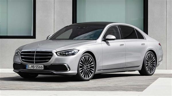 全新奔驰S级售价曝光 将于2021年第一季度在中国上市