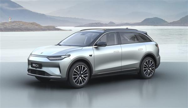 零跑首款SUV发布 售价为15.98-19.98万元
