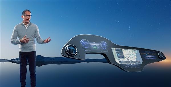 奔驰EQS全球首发:续航里程为700km 支持350kW超级快充