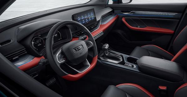 吉利帝豪家族全新SUV-帝豪S正式开启预售 百公里综合油耗低至5.9L