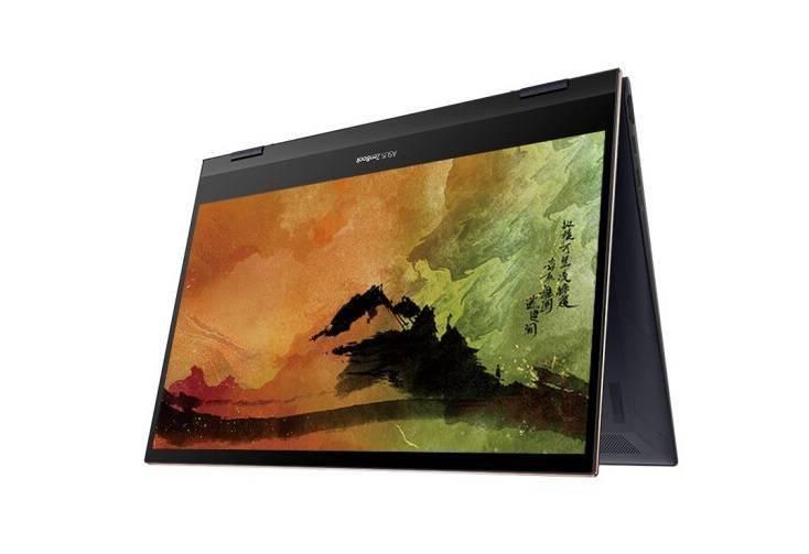 华硕发布灵耀X逍遥笔记本:支持4096级手写笔 首发8999元