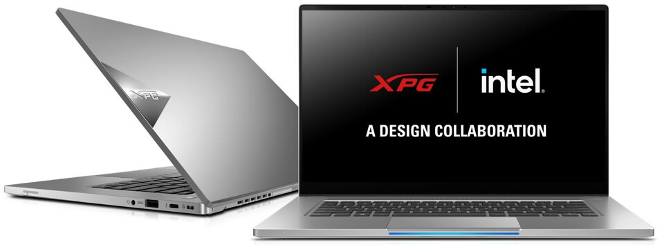 威刚发布15.6 英寸超极本:配备英特尔Iris Xe显卡 拥有1080p分辨率
