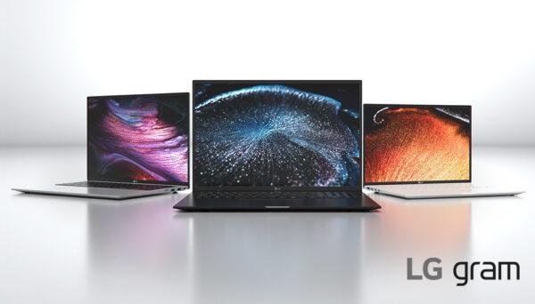 全新LG gram系列笔记本通过英特尔Evo认证 具有虹膜识别、指纹识别功能
