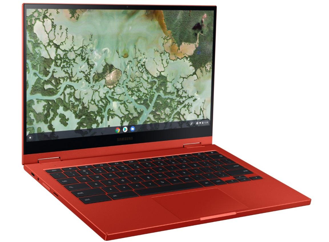 三星公布Galaxy Chromebook 2:有两个USB-C接口 支持触控笔
