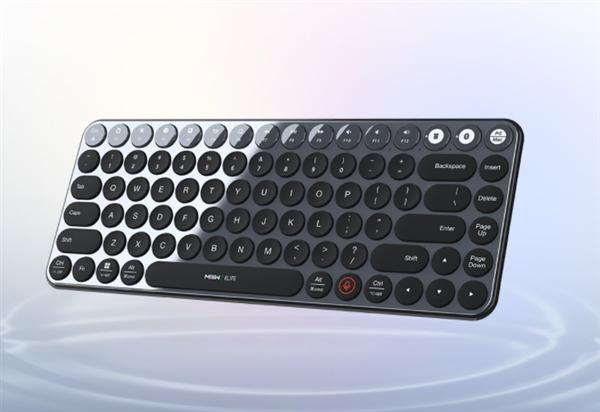 小米系发布米物智能语音键盘:可实现表情斗图等多种功能 269元