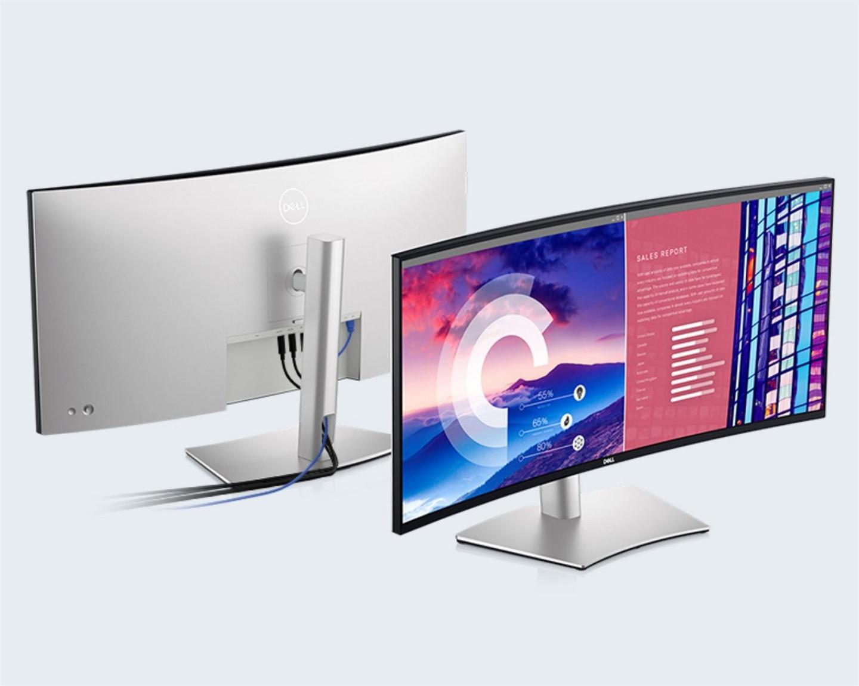 戴尔发布U3821DW UltraSharp显示器 配备 USB-C HUB