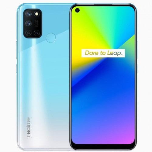 Realme 7i今日发布 拥有极光绿和极地蓝两种颜色可选