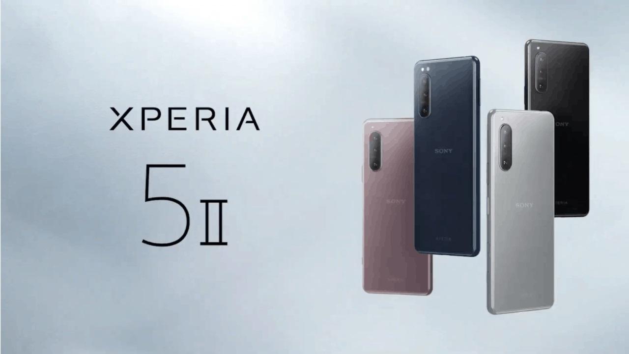 曝索尼Xperia 5 II香港上市时间或定于10月9号 提供黑色、蓝色和粉红色三种配色