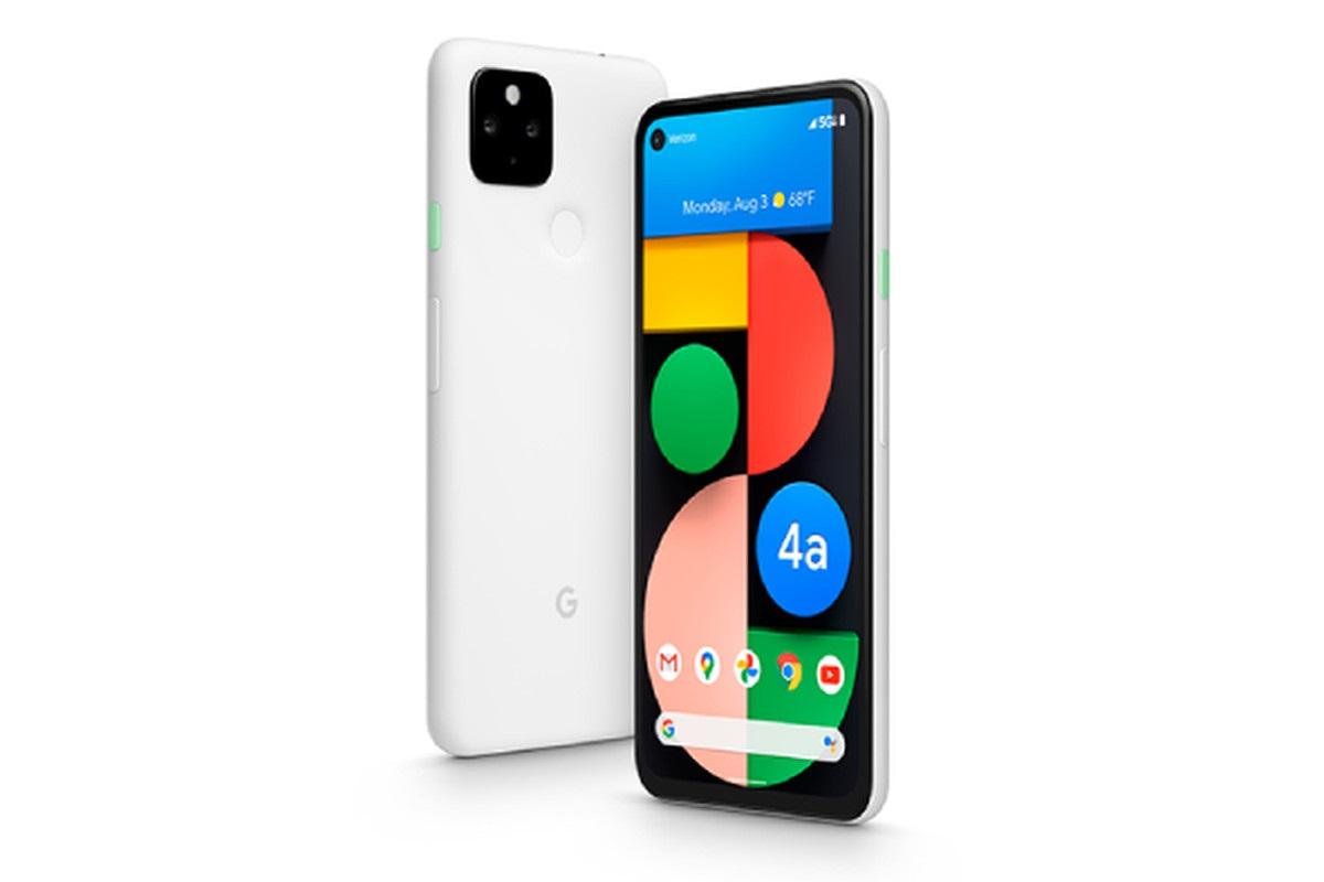 谷歌Pixel 4a 5G白色无锁版将上市销售 取消对于毫米波超宽带5G网络支持