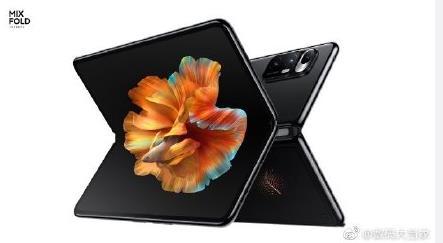 小米首款折叠屏手机MIX FOLD正式亮相 预售已达到近3万台