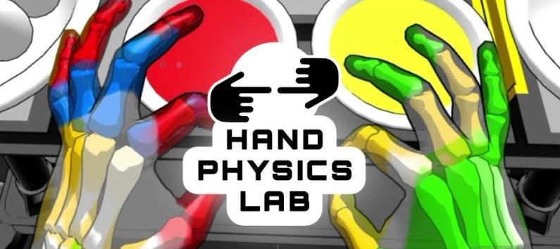 VR手势识别应用《Hand Physics Lab》更新 目前并未在官方商店上线