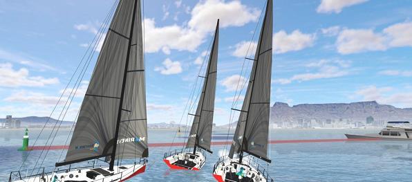 VR竞技帆船游戏《MarineVerse Cup》推出全新顶配VR帆船 现已登陆Steam平台-VR日报