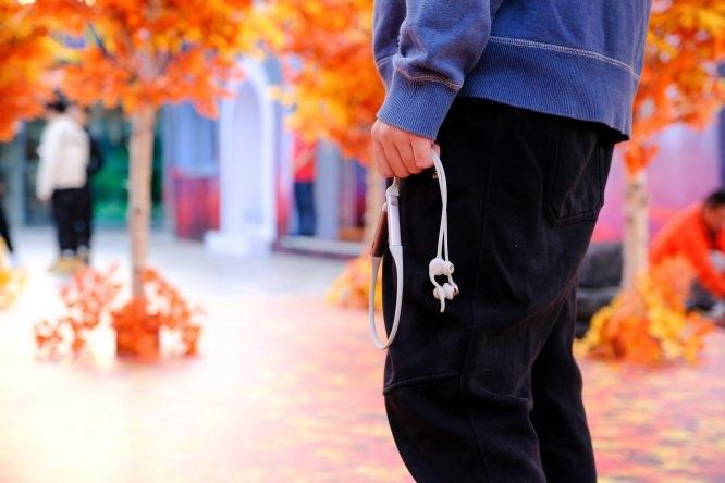宝华韦健(B&W)PI4颈挂式无线耳机:支持蓝牙5.0 价格为2688元