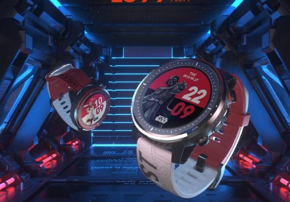 华米推出星球大战版智能运动手表3:将于12月19日开卖 首发价1599元