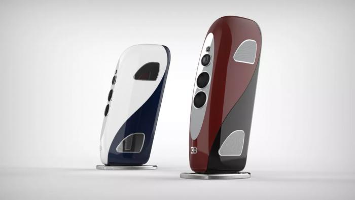 布加迪联手德国音响公司Tidal进军家庭音频市场 首先推出30套Royale音响