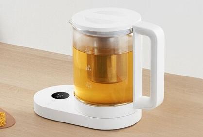 小米米家智能多功能养生壶正式开售 支持智能食谱一键烹饪