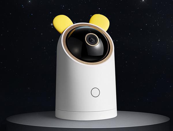 首款搭载华为鸿蒙OS的智能摄像头开售:支持2K视频录制 首发价289元