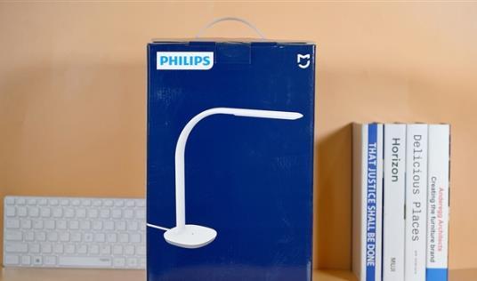 小米带来米家飞利浦台灯3:相比上一代价格不变 性能颜值全面升级