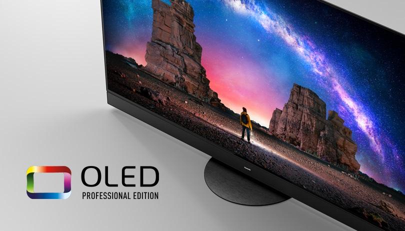 松下发布JZ2000旗舰OLED电视 尚未公布价格和发售日期