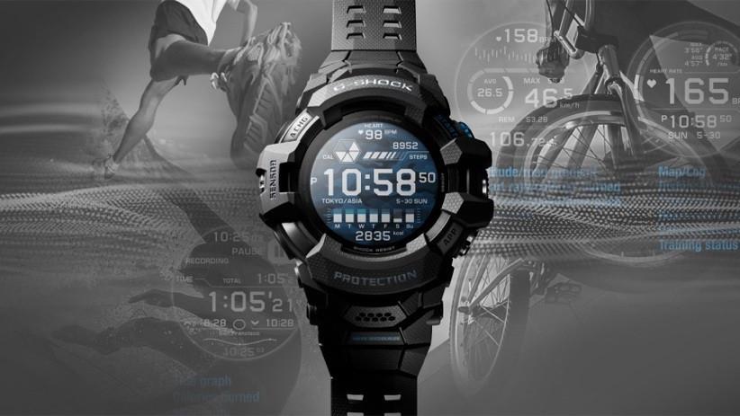 卡西欧发布首款彩屏G-Shock表 提供黑、蓝、红三种配色