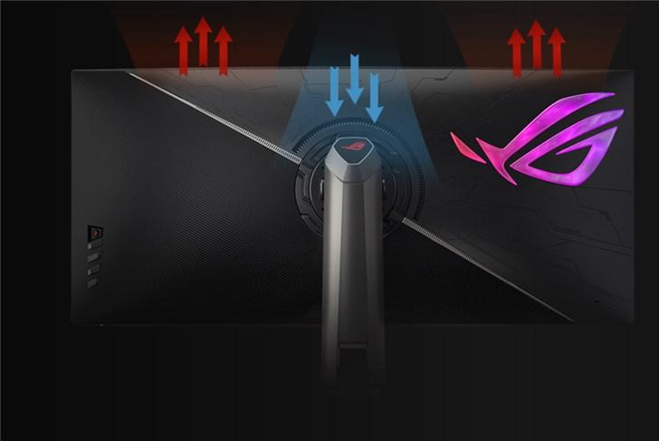 华硕推ROGSwiftPG35VQ量子点显示器:200Hz刷新率