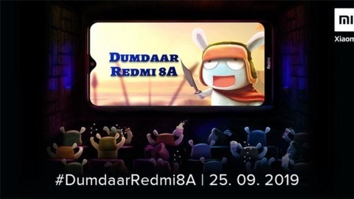 红米Redmi 8A价格曝光 2GB+16GB版本售价649元