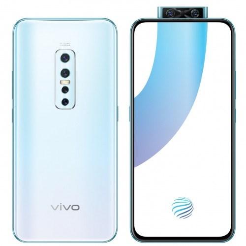 vivo V17 Pro正式在印度发布 采用弹出式前置双摄像头