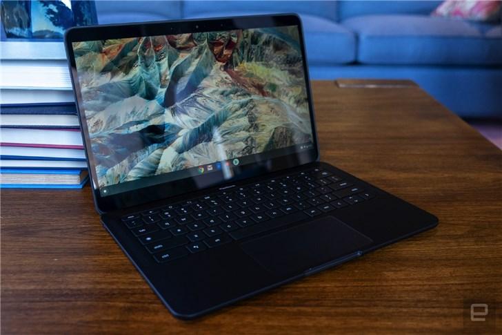 谷歌Pixelbook Go笔记本开箱展示