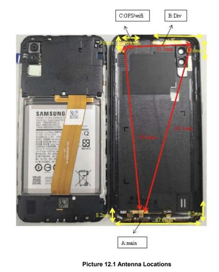 三星Galaxy A01廉价机曝光:容量为3000mAh 配备5.7英寸屏