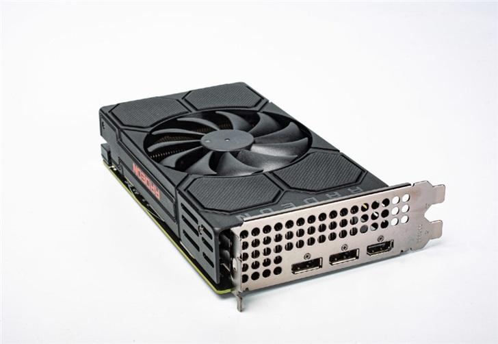 AMD RX 5500非公版显卡曝光:功耗大大降低 跑分为12111分