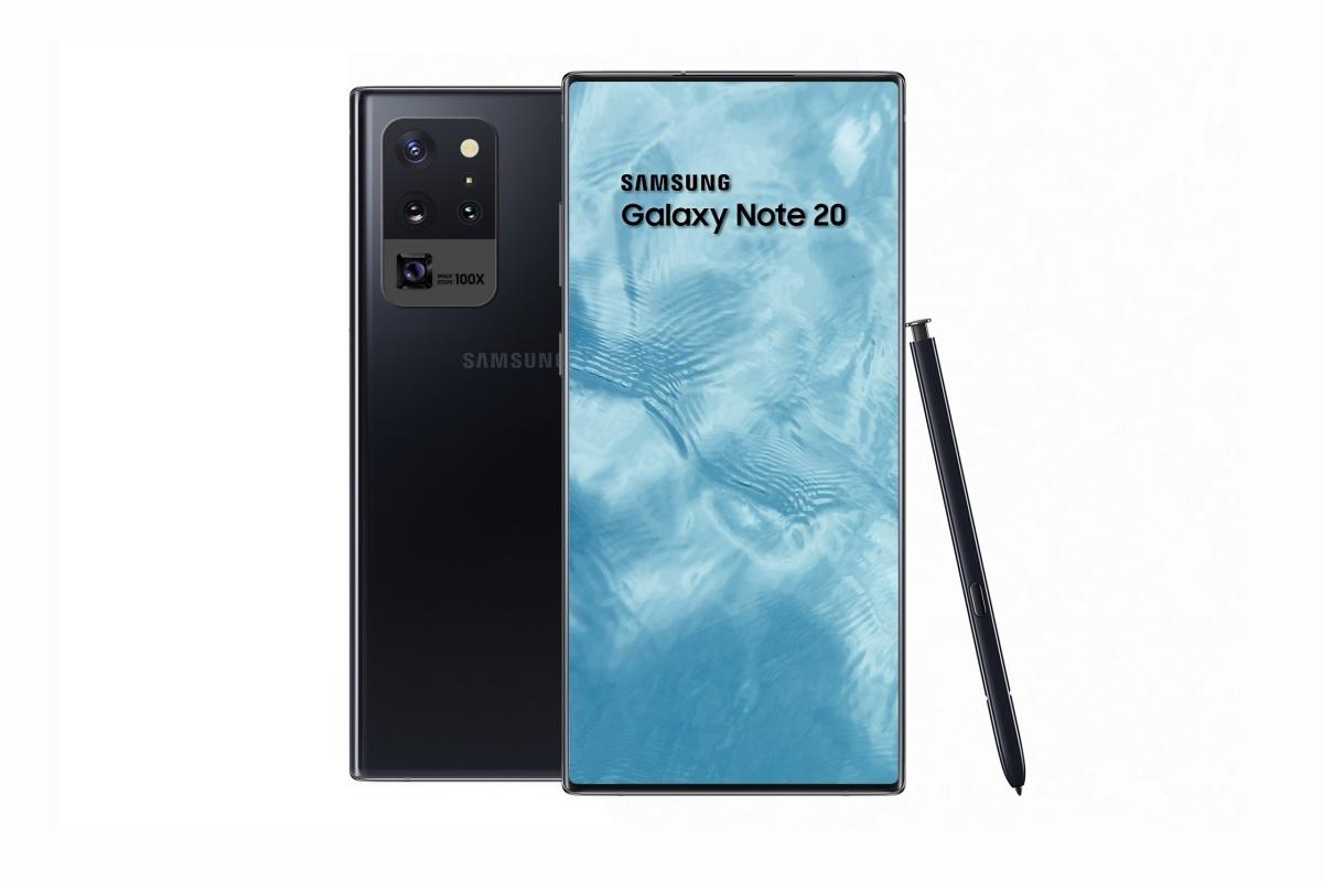 三星Galaxy Note 20首曝:搭载高通骁龙865 或7月份左右推出