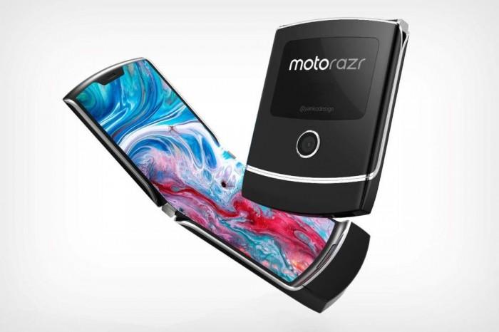 摩托罗拉第二代Razr规格曝光:搭载高通骁龙765 内置2845mAh电池